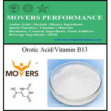 Hochwertiges Vitaminprodukt: Orotsäure / Vitamin B13