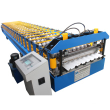 2021 hot sale russia market Roof tile  ROLL FORMING MACHINE