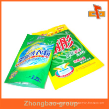 Plastic Stand Up Pouch Bag For Washing Powder / Laundry Soap Powder / Laundry Powder