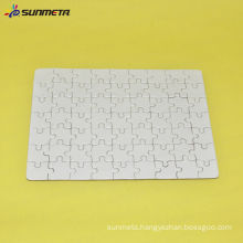 Direct Factory Hot Selling Custom Sublimation Blank magnetic Jigsaw Puzzle 210pcs