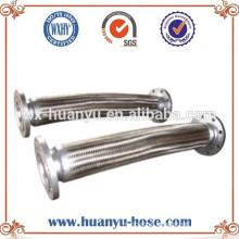Fábrica de mangueira flexível em metal trançado em aço inoxidável 304