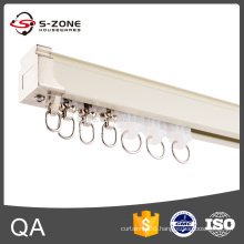 GD28 ceiling mounted curtain rail and track