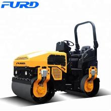 Compactador de rodillos vibrantes de energía diesel de 2900 kg (FYL-1200)
