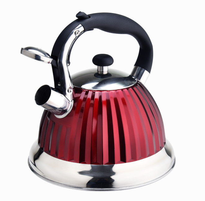 Induction Cooktop Red Diamond Whitling Kettle 406