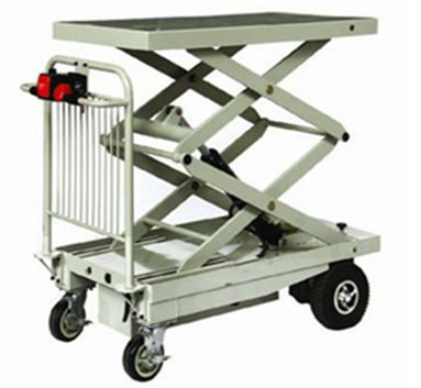 Electric Scissor Lift Table2