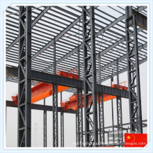 China Q235 Q345 High-Strength Steel Frame Structure