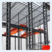 Estrutura de estrutura de aço de alta resistência Q235 Q345