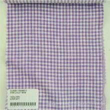 tecido de linho quadriculado 100% linho tecido / linho