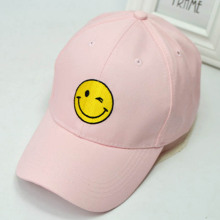Plain Custom Flat Embroidered Baseball Cap