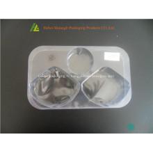 Plateau cosmétique en plastique thermoformé en PVC