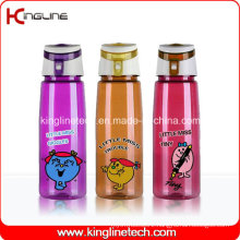 800ml BPA Free plastic sports drink bottle (KL-B1900)