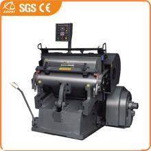 Máquina de Cortar Papelão (ML750 / ML930 / ML1040)
