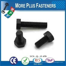 Made in Taiwan Plastic Hex Screw