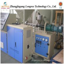 Perfil de PVC, panel de PVC y zócalo y cubierta Línea de extrusión de productos