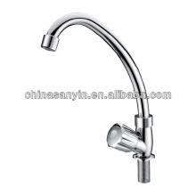 Stainless Steel Single Handle Basin Kitchen Top