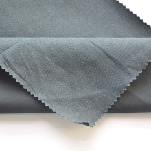 Brand New Design Twill Weft Stretch Quick Dry Polyester Cotton Fabric for Garment Coat Jacket