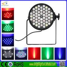 Guangzhou Manufacture Versorgung Par 64 LED 54 * 3W Par Licht PAR LED
