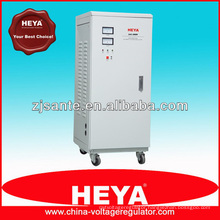 SVC Series Vertical Servo Type AC Voltage Regulator