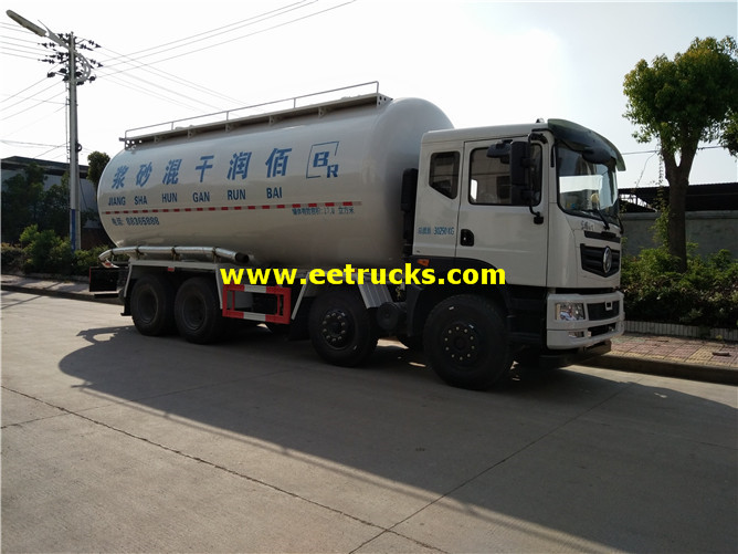 27.5m3 Bulk Cement Delivery Tanker Trucks
