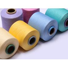 2 linhas de costura 100% do poliéster da dobra 60/2 40/2 20/2 de poliéster girado
