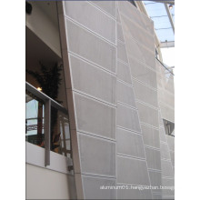 Exterior Perforated Panel for Wall Cladding Decoration (GLPP 8015)