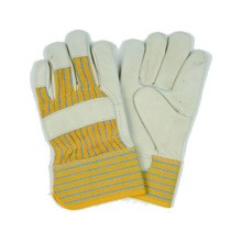 Cow Grain Leather Work Glove, Safety Glove, CE Glove