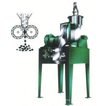 2017 GZL series dry method roll press granulator, SS stainless steel paddle mixer, horizontal ribbon blender operation