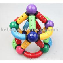 Brinquedos magnéticos para bebés