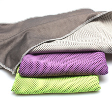 Sample Sports Cooling Towel Magic Microfiber Ice Towel
