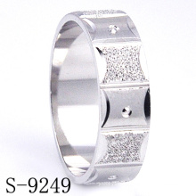 Bijoux Sterling Silver Wedding / Engagement Ring (S-9249)