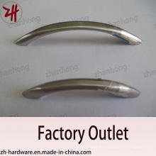 Venta directa de fábrica Aleación de zinc manejar muebles mango (ZH-1007)