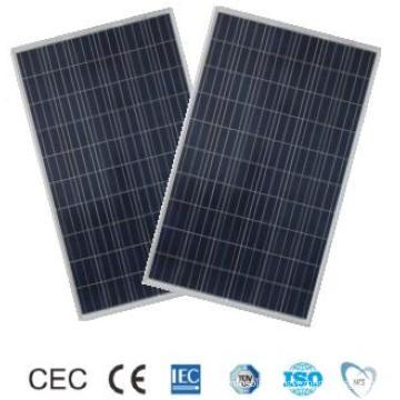 DDP Rotterdam 260W TUV Ce Mcs Cec Polycrystalline Solar Module (ODA260-30-P)
