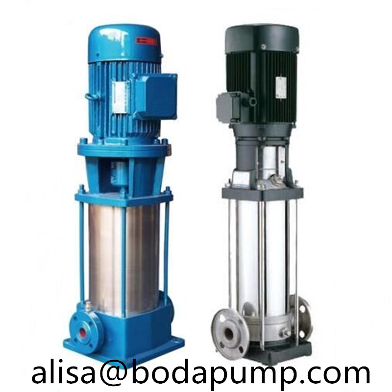 CDL centrifugal water pumps