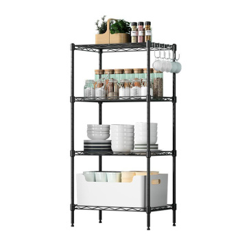 Garage Organizer Chrombeschichtetes Metallregal
