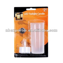 Vela de tealight de LED