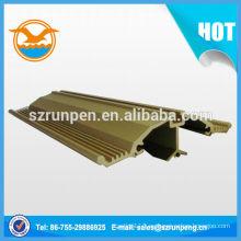 Carcasa de lámpara extruida LED de aluminio