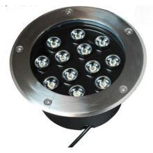 Lampe de sol LED 12W extérieure avec chips Epistar