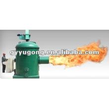 Brûleur à biomasse de l'usine de Yugong avec une bonne qualité