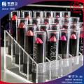 Schwarzer Luxus Acryl Lippenstift Organizer