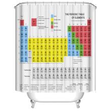 Einzigartiges Design Print Duschvorhänge