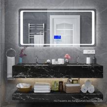 Tocadores de baño con lavabo blanco de alto brillo con cajones