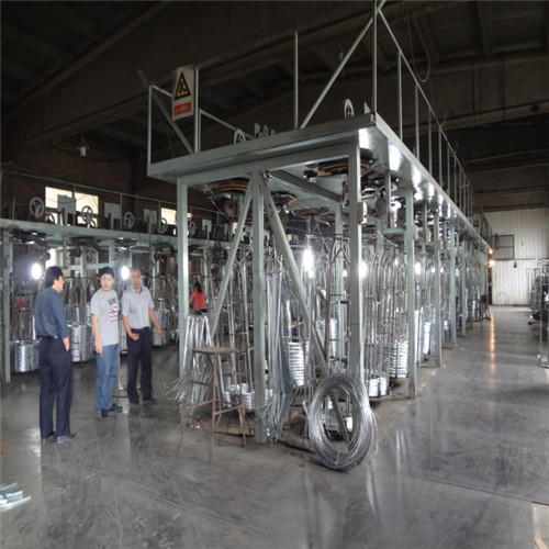 Big Coil in 800kgs Produce Line