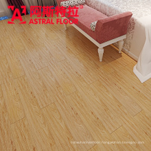 Wholesale HDF 12mm (U-Groove) Wave Embossed Surface Laminate Flooring (AB9938)
