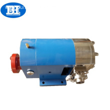 3RP stainless steel sanitary rotary lobe pump