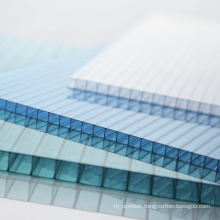 Polycarbonate Sheet Multiwall Sheet Skylight Roofling