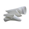 Fiberglass composite high temperature filter bag