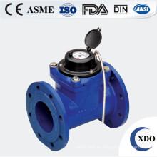 Lectura remota fotoeléctrico de agua medidor de agua medidor digital