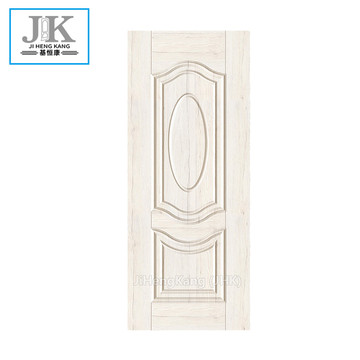 JHK-Melamine Wood Doors Interior Laminate باب MDF
