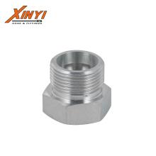 Metric Male 24 Cone Plug Adapter