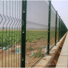 Razor Barbed Anti Climb fence / 358 wire mesh fence